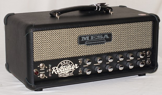 mesa boogie recto verb 25 guitar amp new supersonic music reverb. Black Bedroom Furniture Sets. Home Design Ideas