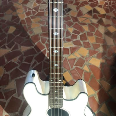 Kramer Electric Acoustic Guitar 1980's white for sale