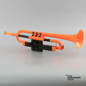 pTrumpet PTRUMPET1OR Student Model Plastic Trumpet