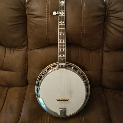 Gold Star  GF-200 5 String Banjo W/Sloan Ring for sale