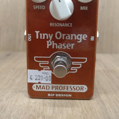 Mad Professor Tiny Orange Phaser HW Used for sale