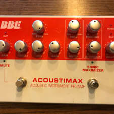 BBE Acoustimax Acoustic Preamp and DI