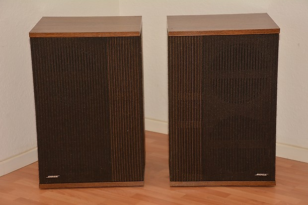 vintage bose 501 speakers. vintage bose 501 series iv speaker set - nice ! bose speakers