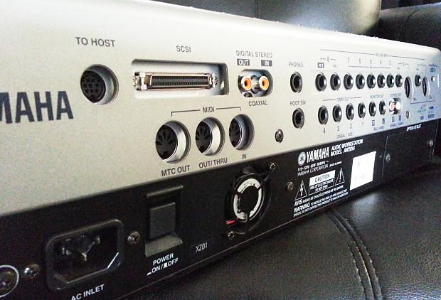 Yamaha Multitrack Recorder Aw