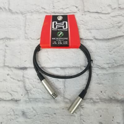 Hosa 22 AWG 3ft Microphone Cable