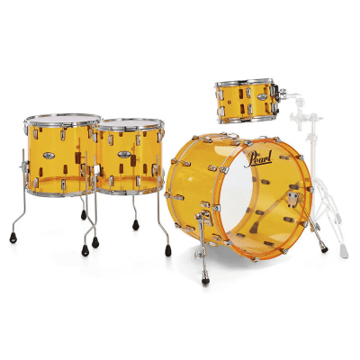 """Pearl CRB524FP Crystal Beat 12 / 14 / 16 / 22"""" 4pc Shell Pack"""