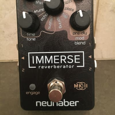 Neunaber Audio Immerse Reverberator Mk II 2020