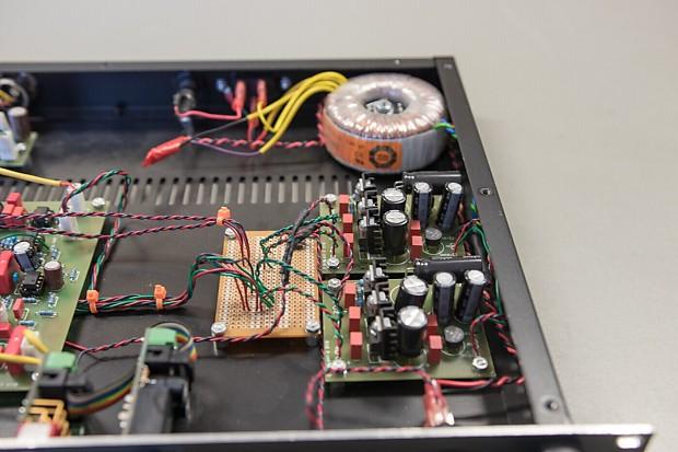 SSL 9000 Series Preamp Clones   Frankie's Gear Locker