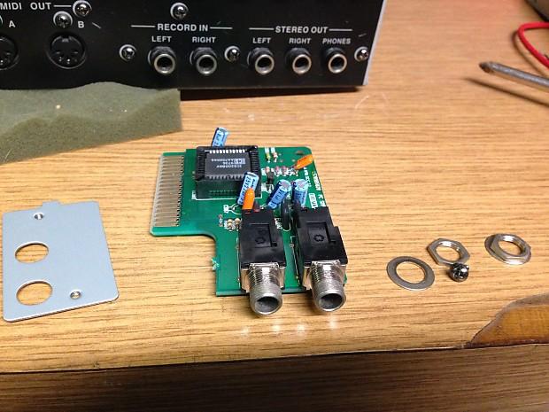 Akai MPC 2000 SMPTE board w// chip