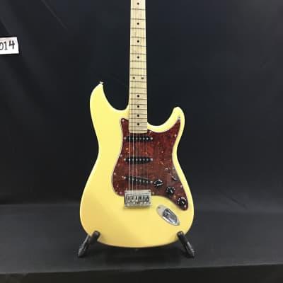 Emerald Bay  Custom shop Eric Johnson autograph hard tail electric guitar for sale