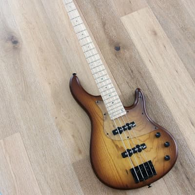STR Sierra LS40 - 4 String Bass Guitar With Aguilar Pickups for sale