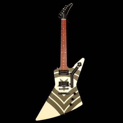 Gibson Jason Hook M-4 Sherman Explorer White with Graphic