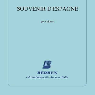 Souvenir d'Espagne - Berben / Augusto Cesare De Mori