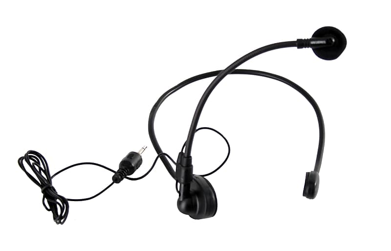 Takstar hm s microfo headset per sistema wireless reverb