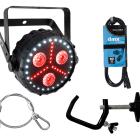 Chauvet FXpar 3 + Clamp + Cable + Safety image