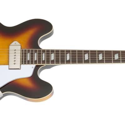Epiphone Casino Archtop Electric Guitar - Vintage Sunburst for sale