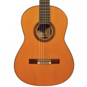 1990 Daniel Friederich spruce/indian concert guitar for sale