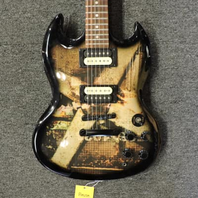 Talent  Double Cutaway Style Electric Guitar for sale