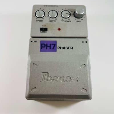 Ibanez PH7 Phaser Pedal *Sustainably Shipped*