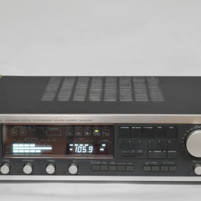 Realistic STA-2280 Digital Synthesized AM FM Stereo Receiver Unit Vintage