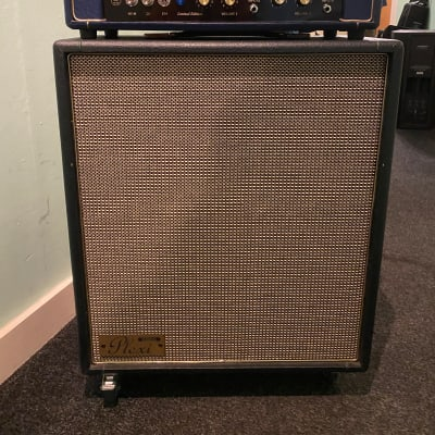Cornell 18/20 plexi Head Garry Moore Signature No.1 plus 2x10 Cornell Plexi Cab Dec 2016 Blue for sale