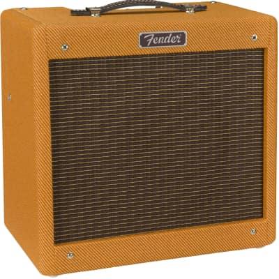 "Fender Pro Junior IV 15-watt 1x10"" Tube Combo Lacquered Tweed"