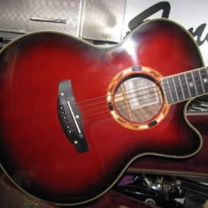 Yamaha Compass Cpx15W  Red for sale