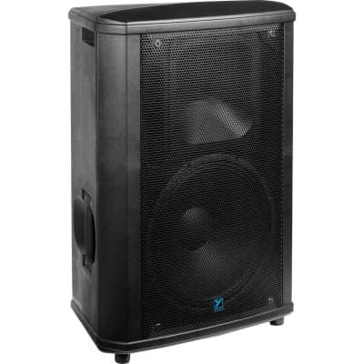 """Yorkville NX750P-2 15"""" 2way 750W Powered Speaker. Brand New !"""