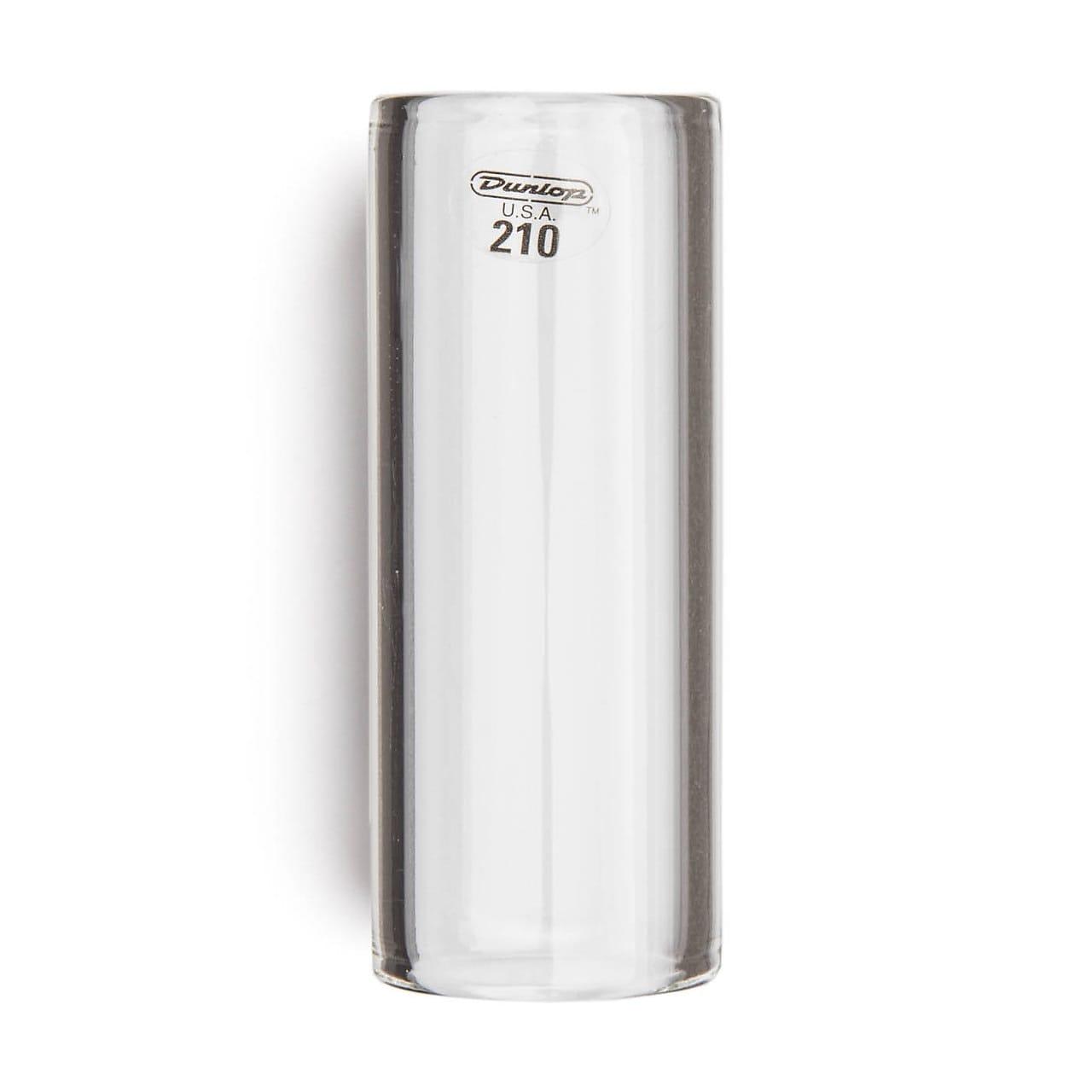 Dunlop 210 Medium Pyrex Glass Slide Medium Wall
