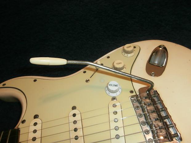 Fender Whammy Bar : vintage 1962 fender stratocaster tremolo arm original reverb ~ Hamham.info Haus und Dekorationen