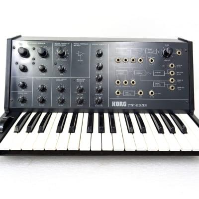 korg ms 50 sound programming. Black Bedroom Furniture Sets. Home Design Ideas