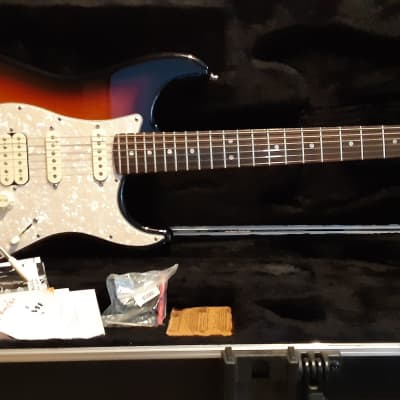 Fender Stratocaster Strato american Deluxe S1 HSS for sale