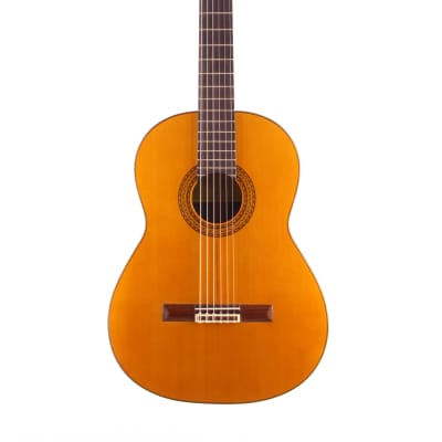 Manuel Caceres 1978 Ramirez luthier + Arcangel Fernandez partner - classical guitar + Video! for sale