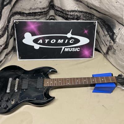 Epiphone G-310 SG Guitar MIK Made In Korea 1995 Black for sale