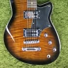 Reverend Descent RA Baritone 2016 Coffee Burst image