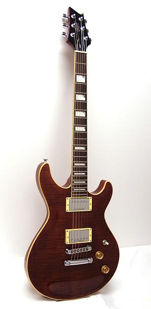 cort m600 m series electric guitar black cherry reverb. Black Bedroom Furniture Sets. Home Design Ideas