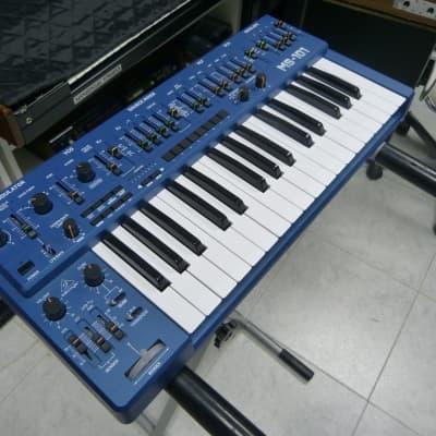 Behringer MS-101 Analog Synthesizer Blue