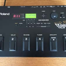 Roland VG-8 & GK-2A Guitar Amp/FX Modeller and Pickup