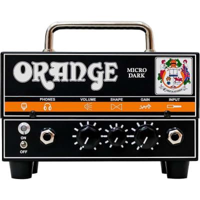 Orange Micro Dark 20-watt Hybrid Head  2-Day Delivery