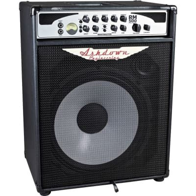 Ashdown RM-C115T-500 EVO II Rootmaster Lightweight 500W 1x15 Bass Combo for sale