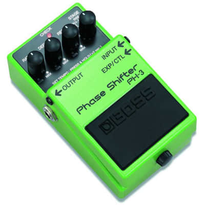 Boss PH3 Phase Shifter Effects Pedal
