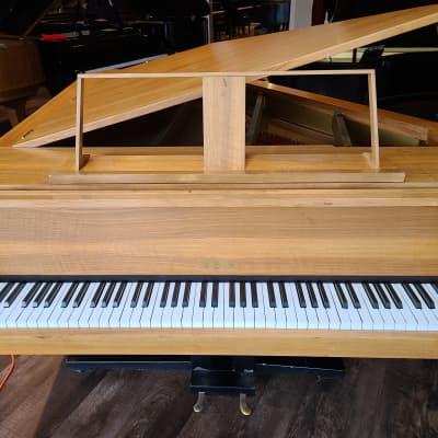 Lindner Grand Piano w/ Natural Finish