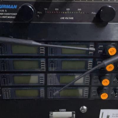 Shure UHF-R - UR4D / UR1 / UR2 Combo Sets