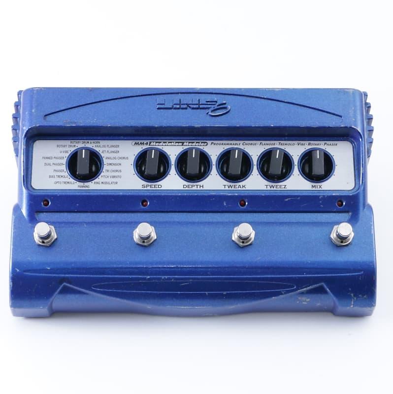 line 6 mm4 modulation modeler guitar effects pedal p 08412 reverb. Black Bedroom Furniture Sets. Home Design Ideas