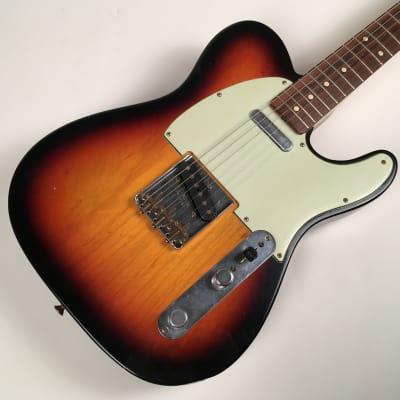 Fender Custom Shop '60 Reissue Telecaster Relic