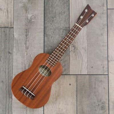 Kremona Mari 'Soprano' All Solid Mahogany Ukulele for sale