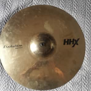 "Sabian 19"" HHX Evolution Crash"