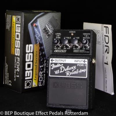 Boss FDR-1 Fender '65 Deluxe Reverb 2007 s/n AV91864