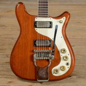 Epiphone Crestwood Custom Cherry 1964