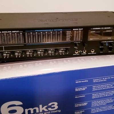 MOTU 896mk3 Firewire 192kHz Audio Recording Interface